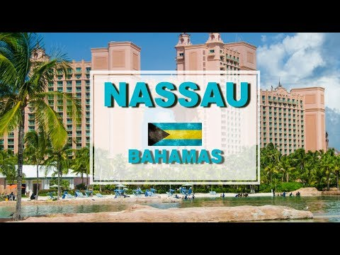 NASSAU BAHAMAS TOUR 2017 //ATLANTIS DOLPHIN SWIM