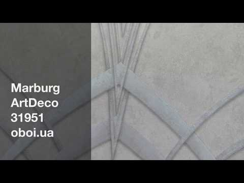Обои Marburg ArtDeco 31951