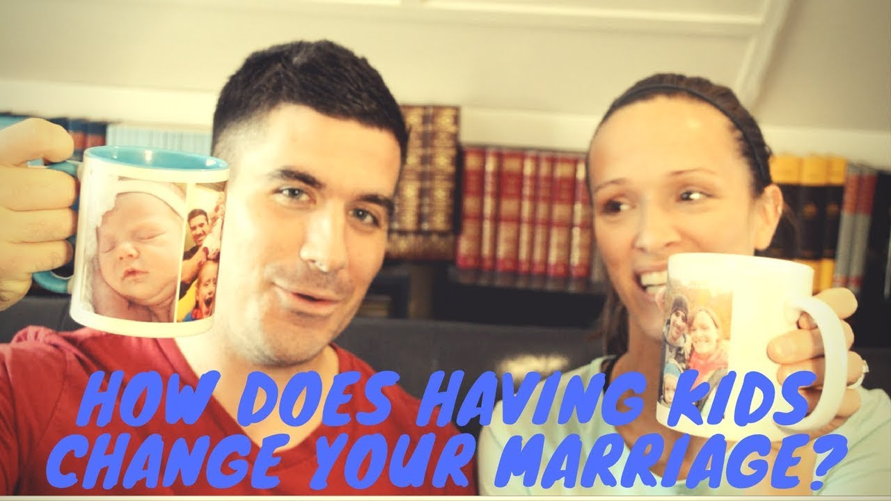 How Does Having Kids Change Your Marriage?