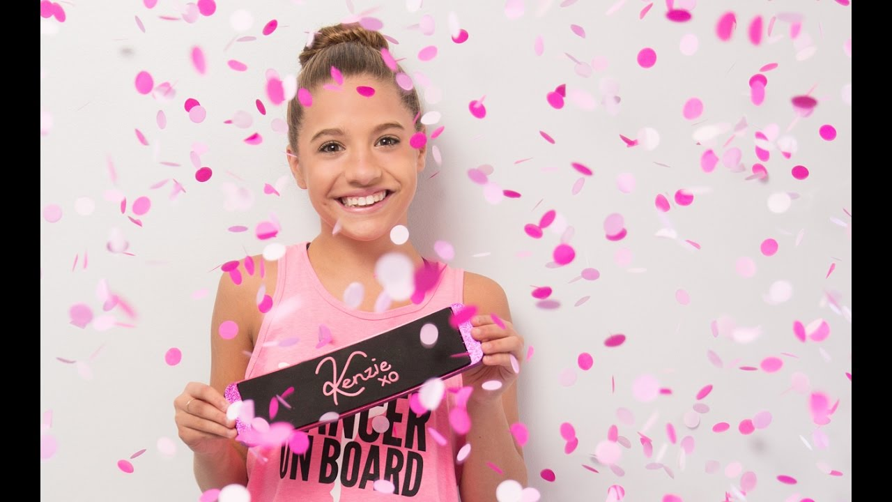 Official TurnBoard that Connects to your iPhone! Kenzie Ziegler TurnBoard PRO