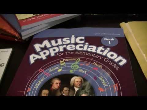 Learning about Mozart with Zeezok Music Appreciation curriculum