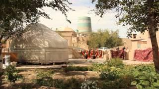 «Ведровер-трофи!». Узбекистан
