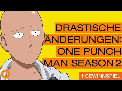 One Punch Man Staffel 2│Tokyo Ghoul Anime-News│My Hero Academia Start - Ninotaku Anime News #130