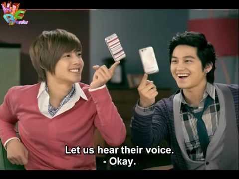 [Eng Subbed] Gayo Gwajang Radio Interview - KHJ and Kim Bum