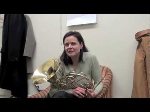 SVMF Artist: French Hornist, Ann Ellsowrth