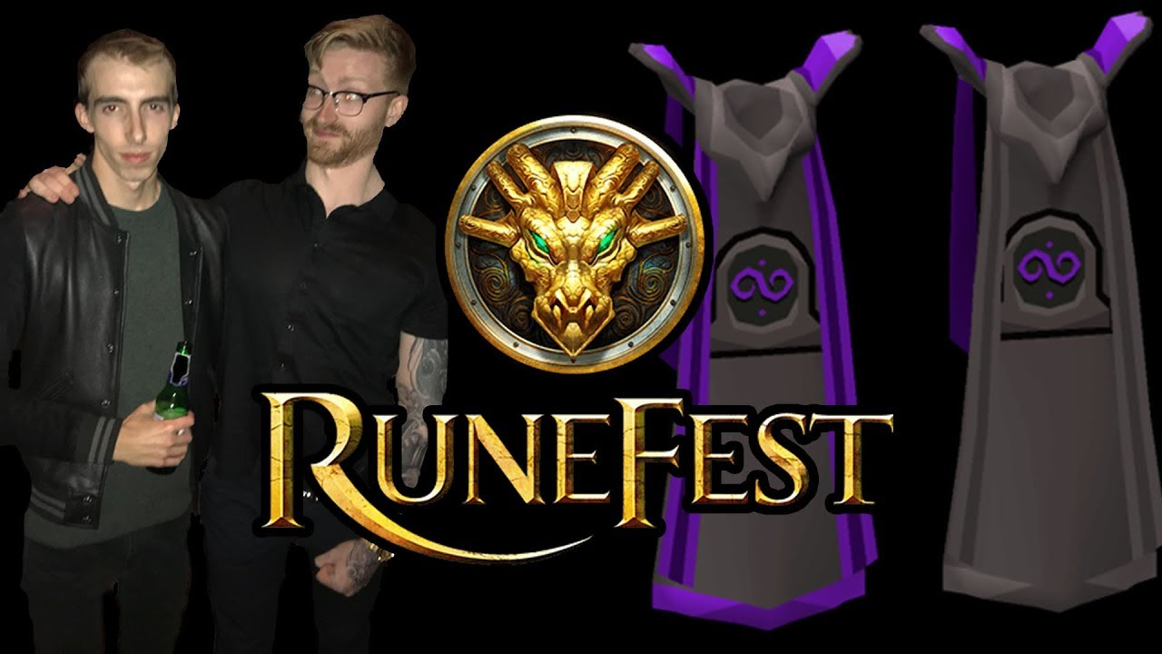 Runefest 2018 Recap - Ex Mod Jed With B0aty New OSRS Skill Warding & More -  Pupsker