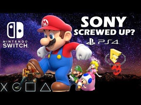 Nintendo Switch Takes Advantage of Sony's Big Mistake?