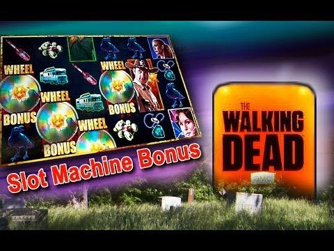 Slot machine youtube walking dead