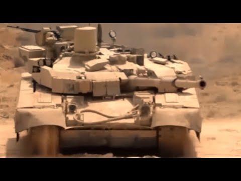 """Это вам не картонная """"Армата"""" - Испытания новейшего украинского танка Т-84 """"Оплот"""" в Пакистане"""