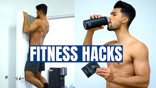7 Fitness HACKS To Put On MUSCLE FAST