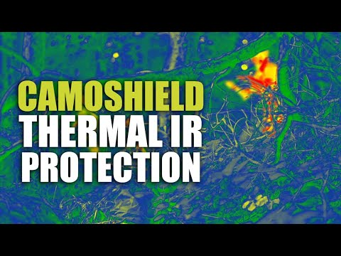 camoshield™ thermal infrared protection for professionals