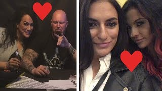 10 Most Shocking WWE Wrestlers Who Are Dating Other WWE Talent in Real Life 2018