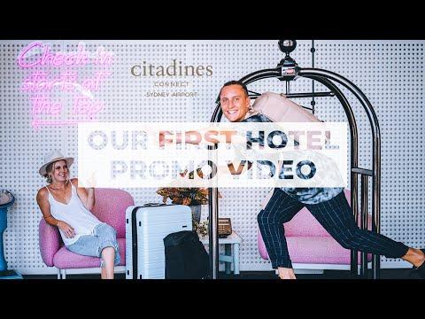 Citadines Connect Sydney Airport Hotel PROMO VIDEO