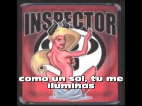 Inspector - Como un sol [LETRA]