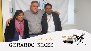 Gerardo Kloss - Diálogos Abiertos