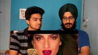 Tareefan REACTION | Veere Di Wedding | QARAN Ft. Badshah | Kareena Kapoor Khan, Sonam Kapoor, Swara
