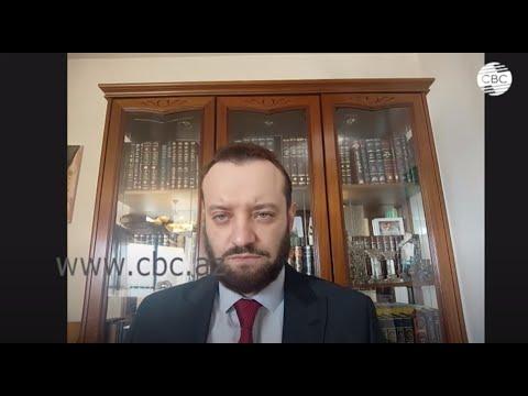 «Это плевок в сторону еврейского народа» - Финкель об осквернении памятника Холокоста в Ереване