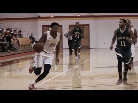 Wheeling Jesuit University Men's Basketball Hype Video