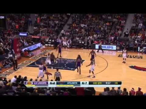 LA Lakers vs Atlanta Hawks   December 16  2013   Full Game Highlights   NBA 2013 14 Season