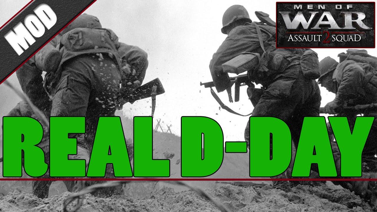 Men of War: Assault Squad 2 - Real D-Day