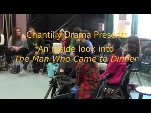 The Man Who Came to Dinner- Production Teams