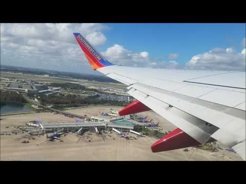 Parranda @ Orlando Airport - Southwest 6443 to San Juan