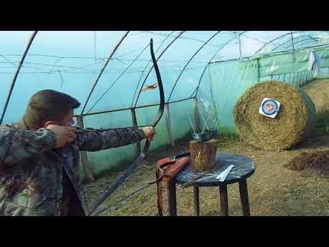 Sav Archery-testare chrono-Havilah 51,7 lb vs Dacian 50,7 lb