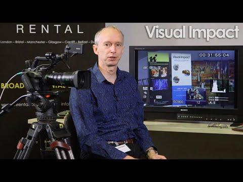 Alistair Chapman - What is Hybrid Log Gamma HLG (Sony FS5)