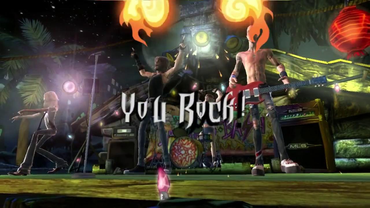 Guitar Hero Iii Gameplay Part 1 Ps3 Backyard Bash Youtube