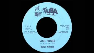 Derek Martin - Soul Power