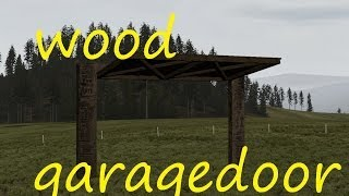 Dayz Epoch How To Craft Wooden Garagedoor
