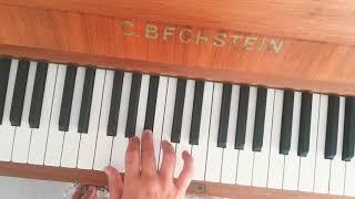 Gone-Ioanna Gika(Snow White and the Huntsman) - piano solo