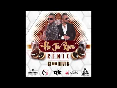 GI Ft  Ravi B - Ho Ja Ram Remix [ Chutney 2017 ]
