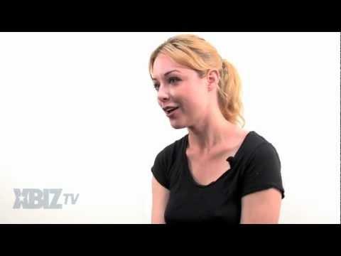 XBIZ TV INTERVIEW WITH KAYDEN KROSS