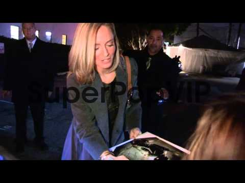 Susanna Thompson greets fans at the 30th Annual PaleyFest...