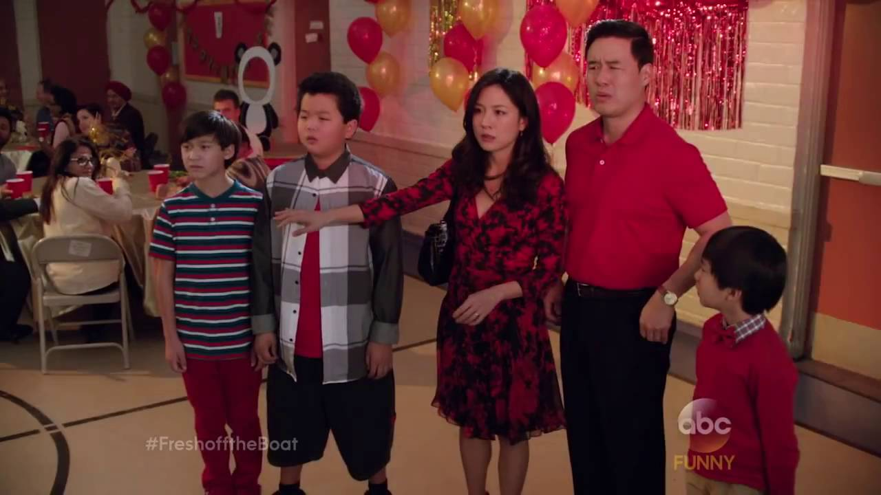 fresh off the boat huangsgiving full episode