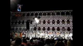 CAMERATA BOLERO En la Plaza Alta de Badajoz