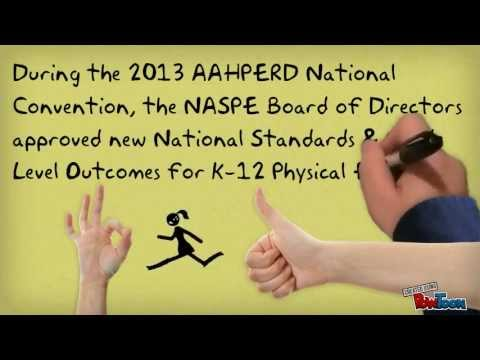 National Standards for Physical Education