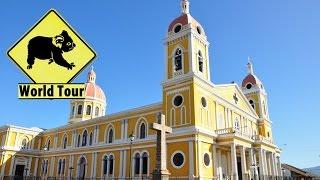 Voyage au Nicaragua Granada Maryse & Dany © Youtube