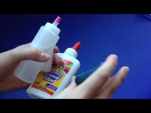 DIY Travel slime kit!