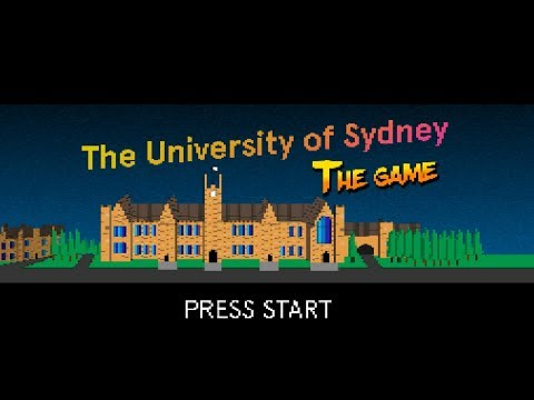 The University of Sydney: The Game