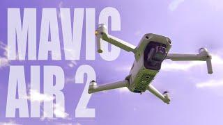 ЧЕСТНЫЙ ОБЗОР DJI Mavic Air 2