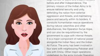Indian Army - Wiki Videos
