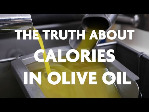 The Truth About Calories in Olive Oil