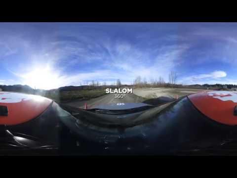 SLALOM 360°
