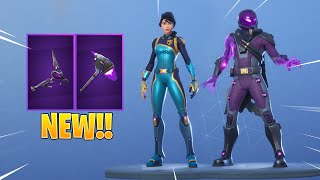 'NOUVEAU' TEMPEST et BOLT SKINS! Fortnite ITEM SHOP 7 juin