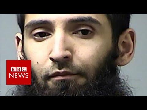 New York terror suspect's mother: My son is not a terrorist - BBC News