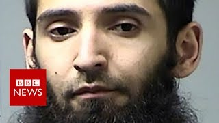 New York terror suspect's mother: My son is not a terrorist - BBC News