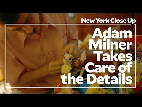"""Adam Milner Takes Care of the Details 