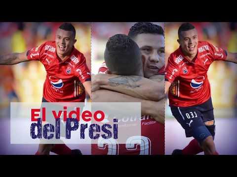 #ElVideodelPresi | Daniel Cataño es nuevo integrante de la #FamiliaROJA